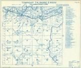 Township 7 N., Range 5 W., Marshland, Magruder, Woodson, Kerry, Columbia County 1956